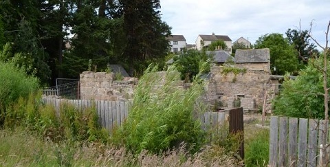 Deanshaugh Mill, Elgin